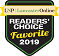 2019 Reader's Choice Logo