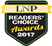 Reader's choice logo 2017